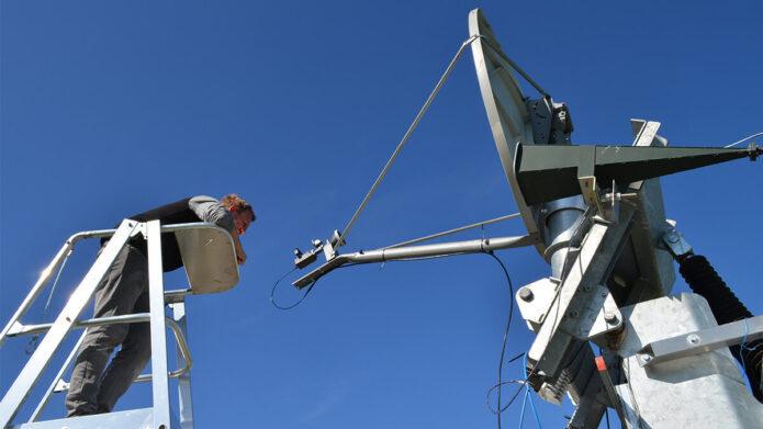 Joakim Antenna ESA