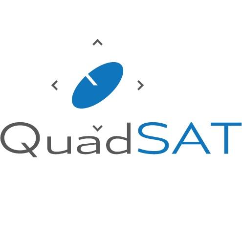 Quadsat logo investment